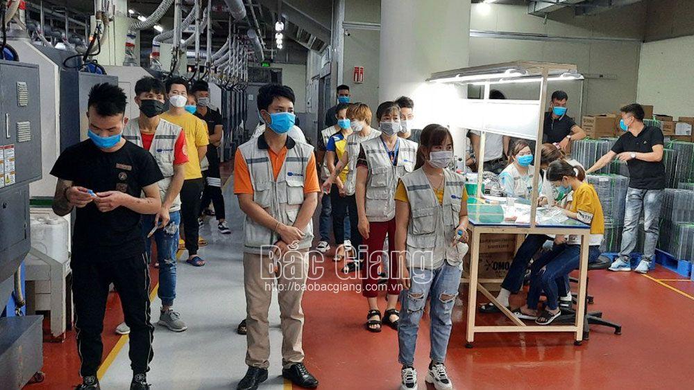 Bắc Giang ghi nhận thêm 6 ca nhiễm Covid-19